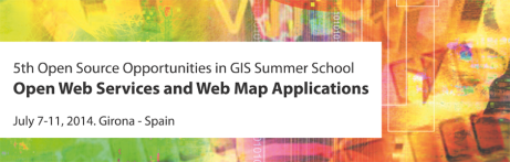 5th Open Source GIS Summer School